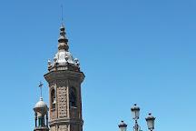 Puente de Isabel II (Puente de Triana), Seville, Spain