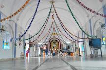 Manapadu Holy Cross Church, Tiruchendur, India