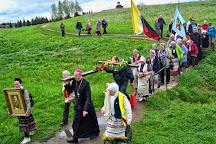 Hill of Crosses, Korgessaare, Estonia