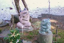 Kasugayama Shrine, Joetsu, Japan