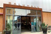 Ostermalm Saluhall, Stockholm, Sweden