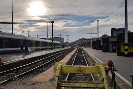 Железнодорожная станция  Budapest Déli