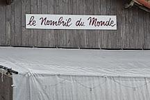 Le Nombril du Monde, Pougne-Herisson, France