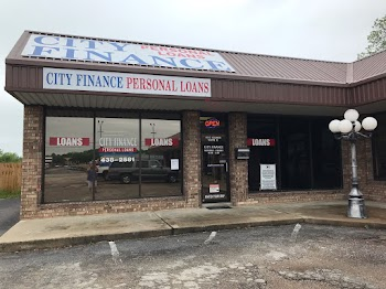 City Finance in S. Springs www.cityfinancetx.com Payday Loans Picture