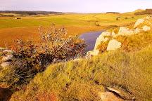 Sycamore Gap, Northumberland National Park, United Kingdom