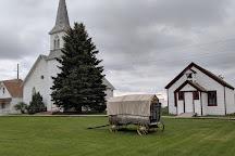 Prairie Village Museum, Rugby, United States