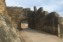 Lion Gate, Mycenae, Greece