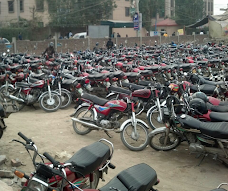 Motorbike Parking, UMT lahore