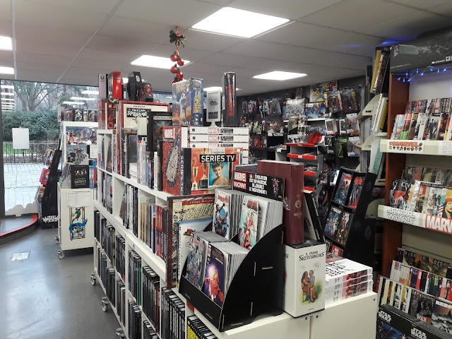 Central Comics Paris