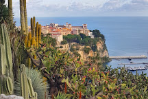 Jardin Exotique de Monaco, La Condamine, Monaco