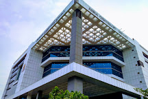 The Anna Centenary Library, Chennai (Madras), India