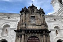 Iglesia y Convento de San Agustín, Quito, Ecuador