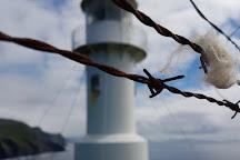 Mykines Holmur Lighthouse, Mykines, Faroe Islands