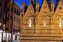 La Luminara di San Ranieri, Pisa, Italy