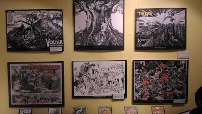 Komikero Komiks Museum Laguna Philippines