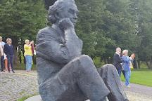 Gustav Ernesaks Memorial, Tallinn, Estonia