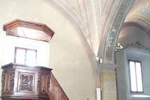Chiesa di San Vittore, Isola Pescatori, Italy