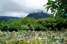 Cimetiere Paysager de Hell-Bourg, Hell-Bourg, Reunion Island