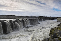 Selfoss Waterfall, Northeast Region, Iceland
