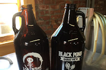 Black Pond Brews, Killingly, United States