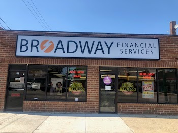 Broadway Financial Services Payday Loans Picture