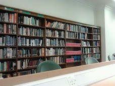 Acton Town Hall Library london