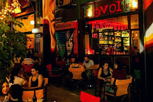 Revolt Street Bar, Athens, Greece