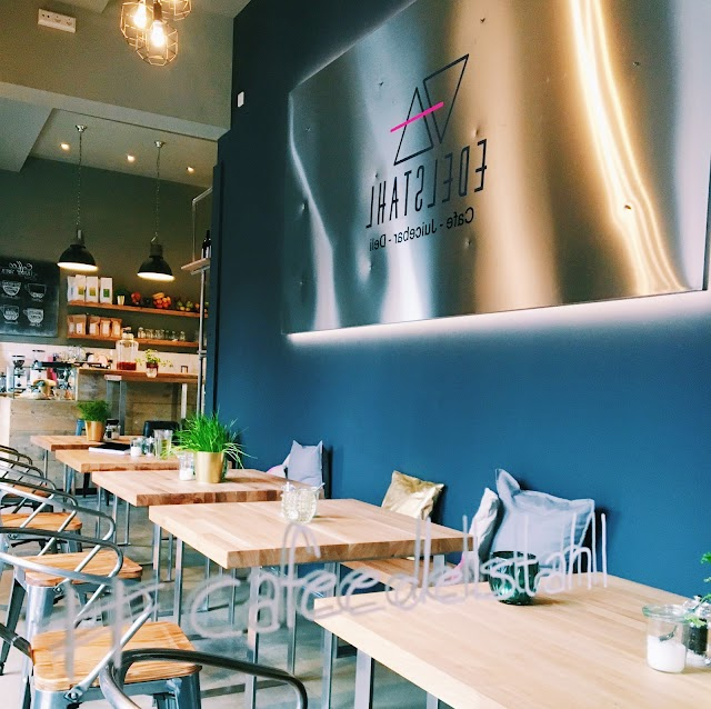 Café Edelstahl