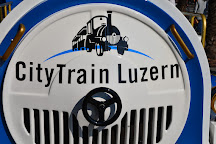 City Train Luzern, Lucerne, Switzerland