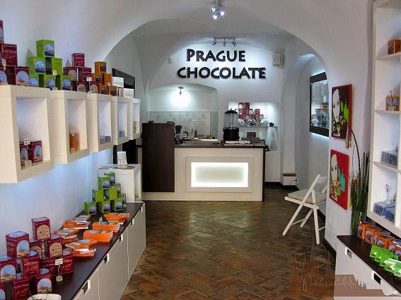 Prague chocolate - Thunovská