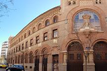 Patronato de Enfermos, Madrid, Spain