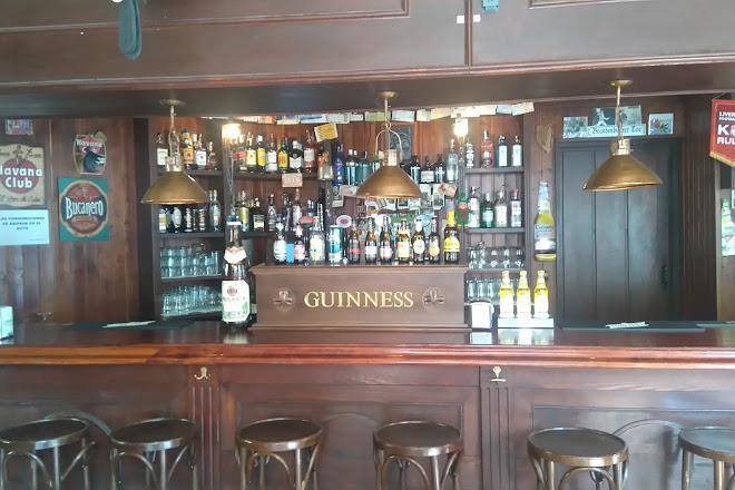The Red Corner Irish Tavern, Madrid, Spain