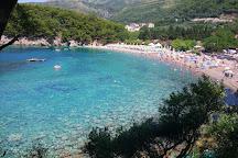 Lucice Beach, Petrovac, Montenegro