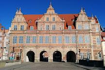 Green Gate (Brama Zielona), Gdansk, Poland