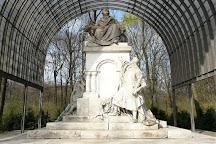 Richard-Wagner-Denkmal (Monumento a Richard Wagner), Berlin, Germany