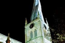 Chesterfield Parish Church/Crooked Spire, Chesterfield, United Kingdom