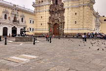 Museo Convento San Francisco y Catacumbas, Lima, Peru