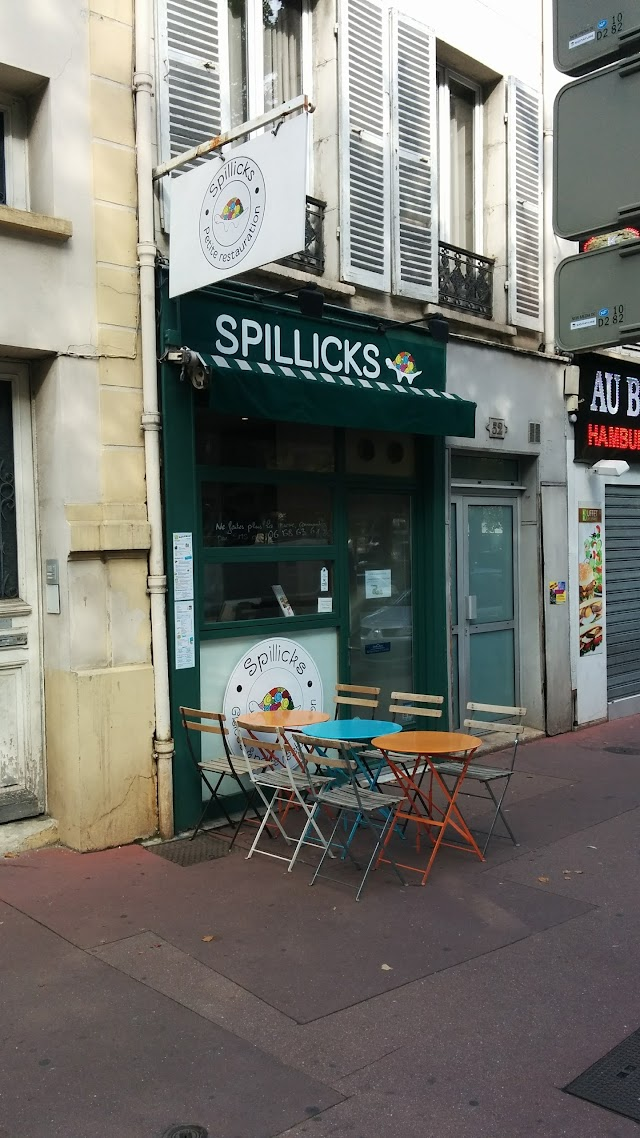 Spillicks - Sèvres