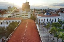 Plaza 24 de Septiembre, Santa Cruz, Bolivia