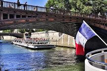 Pont au Double, Paris, France