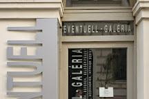 Eventuell Gallery, Budapest, Hungary