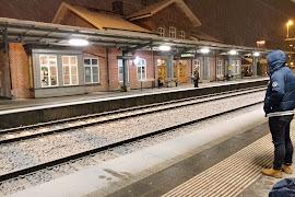 Станция  Trollhättan Central