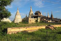 Shwesandaw Pagoda, Bagan, Myanmar