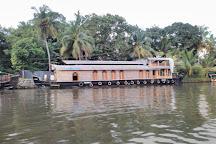 Vembanad Lake, Kerala, India