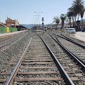 Железнодорожная станция  Murcia Del Carmen