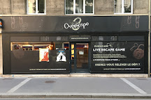 Overscape - Live escape game, Rouen, France