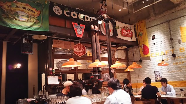 CRAFT BEER MARKET JIMBOCHO TERRACE