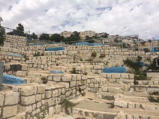 Ancient cemetery of Safed
