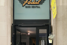 Pedal Bike Rental, Barcelona, Spain