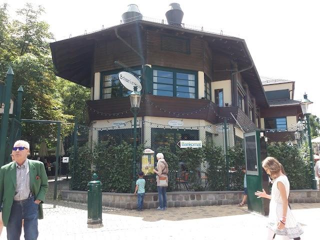 Schweizerhaus Bankomat